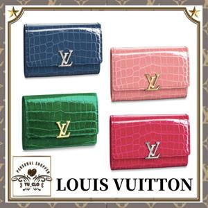 ◇大人気◇ルイヴィトン コピーカプシーヌ 折財布