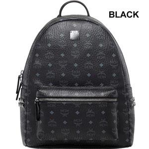 エムシーエム MCMリュック 偽物 MMK6SVE38 BK001 BLACK ブラック