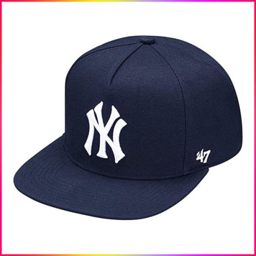 シュプリーム ビーニー 偽物 Supreme x NY ヤンキース 5 キャップ ネイビー