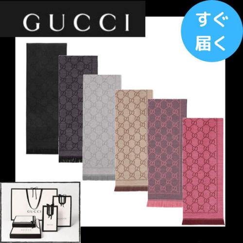 【GUCCI】GGパターンウィンタースカーフ コピー 133483 3G200