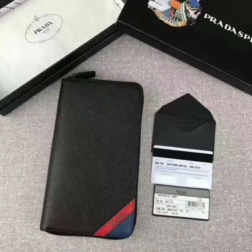 プラダ 財布コピーPRADA サフィアーノカーフ ドキュメントケース 2ML188 2EGO.F0UDN サフィアーノポルタドキュメント