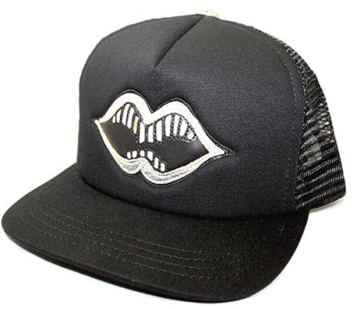 クロムハーツ 帽子 コピー チョンパー トラッカーキャップ ブラック