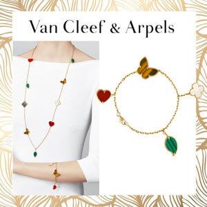 洗練【Van Cleef & Arpels】ラッキーアルハンブラ☆ブレスレット VCARD79600
