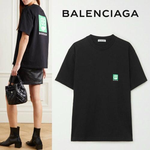 バレンシアガ tシャツ コピー BALENCIAGA ロゴTシャツ The house's newest logo