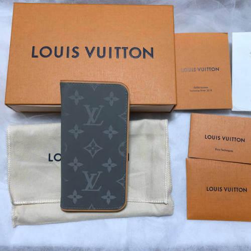 19FW ルイヴィトン iPhone XS スマホケース コピー 携帯ケース iPhone XS 10s フォリオM63241
