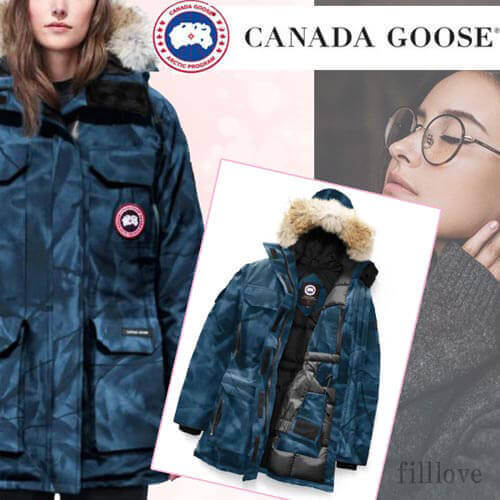 カナダグース スーパーコピー CANADA GOOSE ダウン 極寒でもなんのその! 無敵の ダウン パーカー