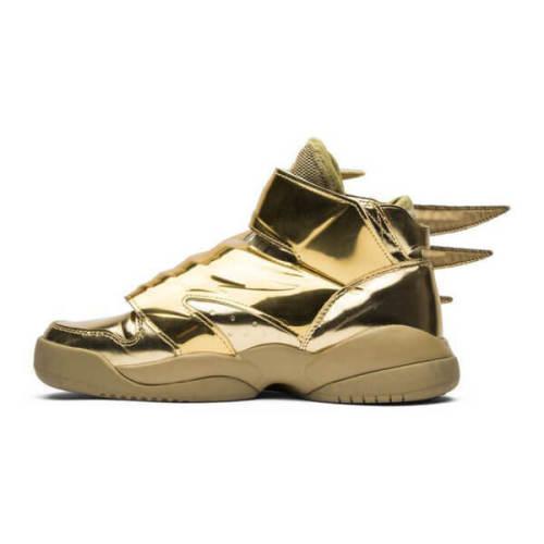 アディダス コピー Jeremy Scott x Wings 3.0 'Solid Gold' B35651