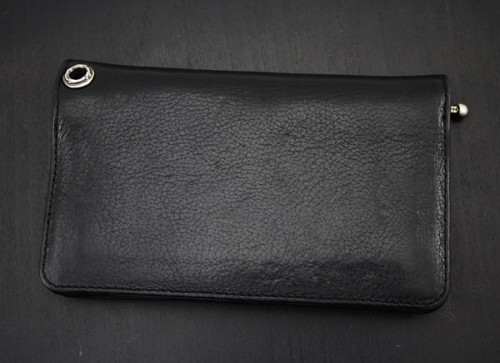 クロムハーツ 財布 コピー1ZIPウォレット/クロスボタン