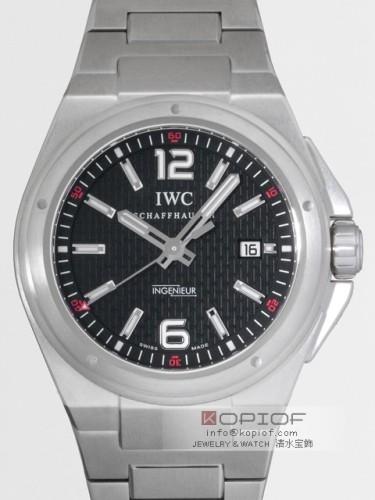 IWC インヂュニア スーパーコピーオートマティック IW323604 ミッション・アース ブラック