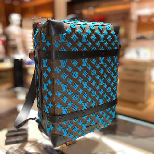 20SS最新作 ルイヴィトン リュック メンズコピー ソフトトランク Louis Vuitton バックパック PM M45077