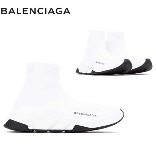 バレンシアガ SPEED メタリック スニーカー グレー スーパーコピー