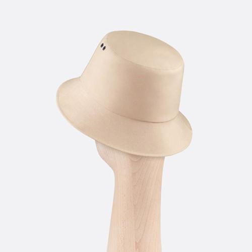 """【ディオール】Diorスーパーコピー ハット 帽子 """"TEDDY D"""" バケット リバーシブル CD ロゴ コットン スモールエッジボブハット新作 95TDD923A1301"""