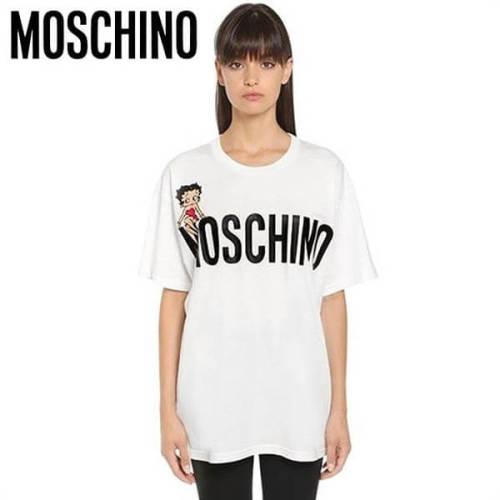 モスキーノ コピーMOSCHINO 2018 新作 Betty Boop ベティTシャツ
