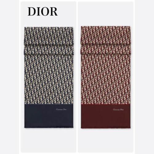 【Christian Dior】★シルク キャンバスストール コピー 85CDO200I624