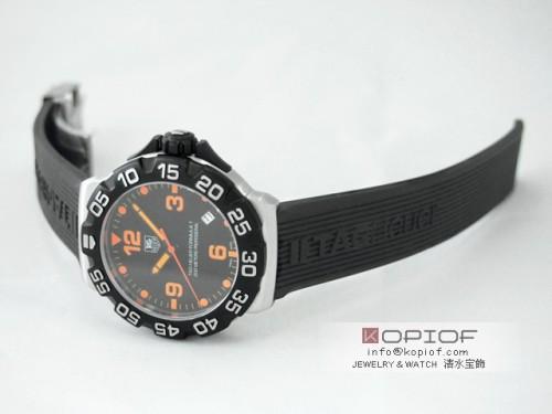 タグホイヤー フォーミュラー1 スーパーコピーWAH1116.FT6024 ブラック