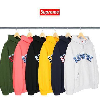 supreme ボックス ロゴ パーカー 偽物 送料無料 シュプリーム Icy Arc Hooded Sweatshirt AW21