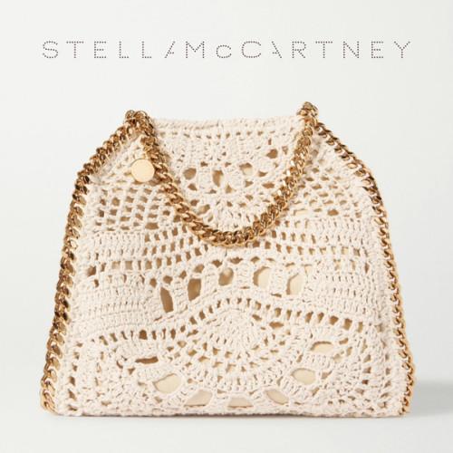 2020年人気新作∞∞ STELLA MCCARTNEY ステラマッカートニー偽物 ∞∞ Falabella mini crocheted バッグ☆