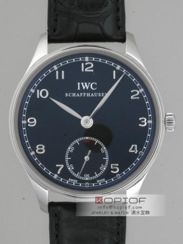 IWC ポルトギーゼ スーパーコピーIW545407 ハンドワインド ブラック