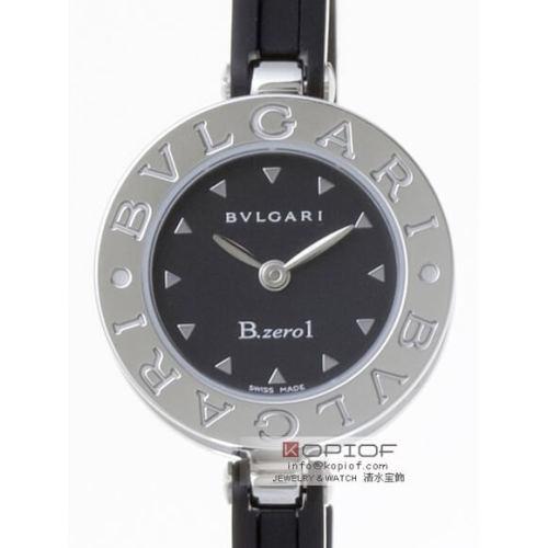 ブルガリ ビーゼロワン スーパーコピーB22BSV S サイズ ブラック