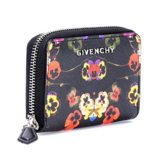 GIVENCHY 長財布 2017-18AW プリントキャンバスウォレット