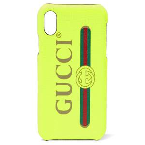グッチ スマホケース コピー GUCCI Logo iPhone X ケース 2019SS GUCCI グッチ