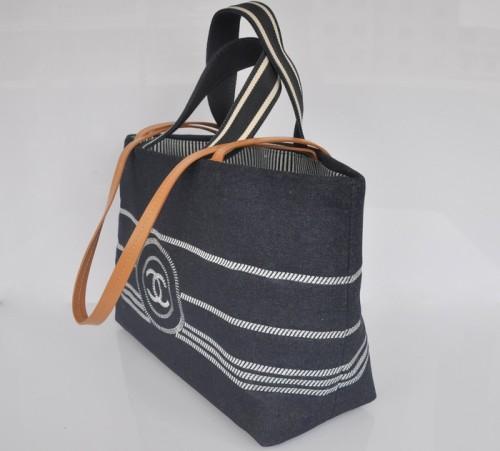 シャネル トートバッグ スーパーコピー 春夏 デニムA92241 ブルー ハンドバッグ