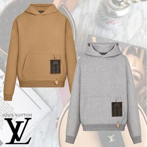★Louis Vuitton★コピーダブルフェイスフーディ ウール 2色★1A5DAY