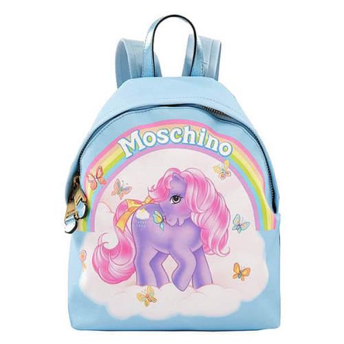 モスキーノ リュック コピー マイリトルポニー My Little Pony バックパック A769682611305