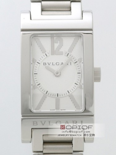 ブルガリ レッタンゴロ スーパーコピーRT39C6LSS ホワイト