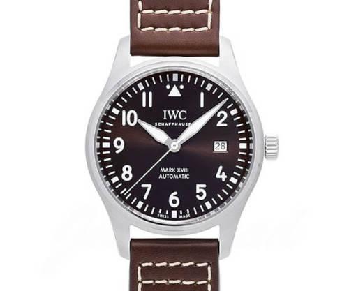 IWCスーパーコピー パイロットウォッチ マーク18 アントワーヌ・ド・サンテグジュペリ IW327003