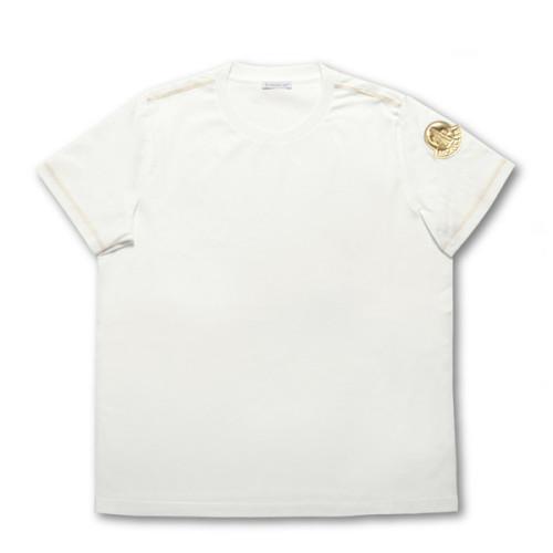 モンクレール MONCLER Tシャツ コピー レディース 8063700 8390X 01G 半袖Tシャツ WHITE ホワイト