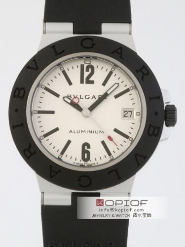ブルガリ アルミニウム スーパーコピーAL38TAVD ホワイト