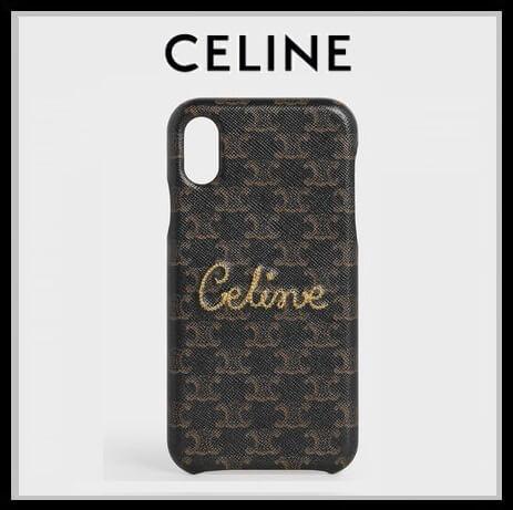 セリーヌ アイフォン ケース 偽物 IPHONE X & XS ケース