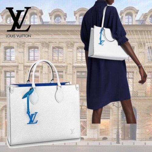 ルイヴィトン オンザゴー コピー Vuitton バッグ ノートパソコン M56081