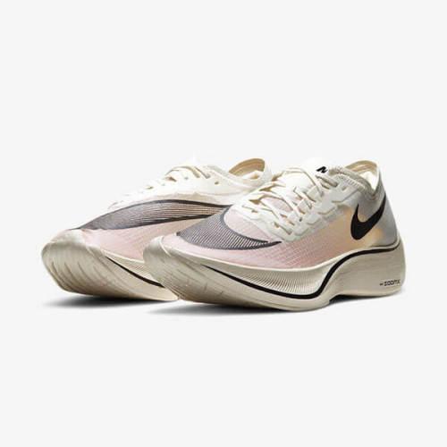 ナイキ コピー Nike Zoom VaporFly Next% Sail Black - ヴェイパーフライ CT9133-100