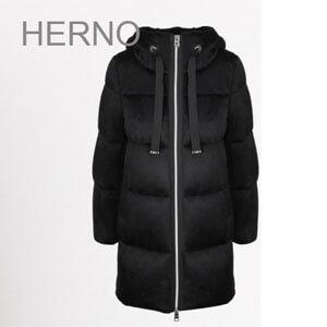 HERNO★ヘルノコピーファーキルティングダウンコート PI068DR122559300