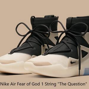 Nike Air Fear of God 1 String The Question コピーナイキ エア フィア オブ ゴッド 1 ストリング ザ クエスチョン