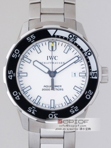 IWC アクアタイマー スーパーコピーIW356805 オートマッチック2000 ホワイト