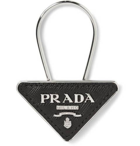 2018秋冬 PRADA プラダキーケース コピー カーフレザーキーホルダー
