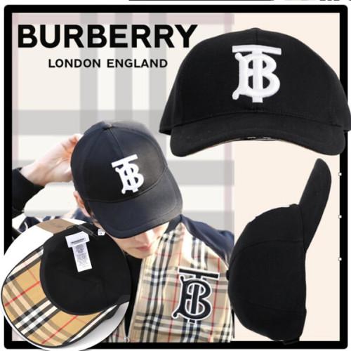 ★BURBERRY★バーバリー キャップ コピー MONOGRAM MOTIVE ベースボールキャップ