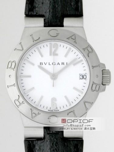 ブルガリ ディアゴノ スーパーコピーLCV29WSLD クォーツ スポーツ ホワイト