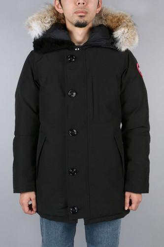 カナダグース コピー CANADA GOOSE メンズ JASPER PARKA ジャスパー BLACK 722040114