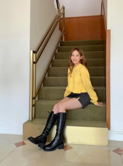 Lizzie Tie-Up Boots 5cm Shoes