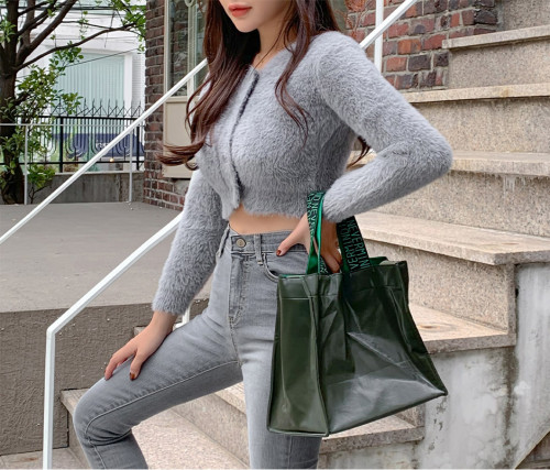 Nevermind Shopper Bag