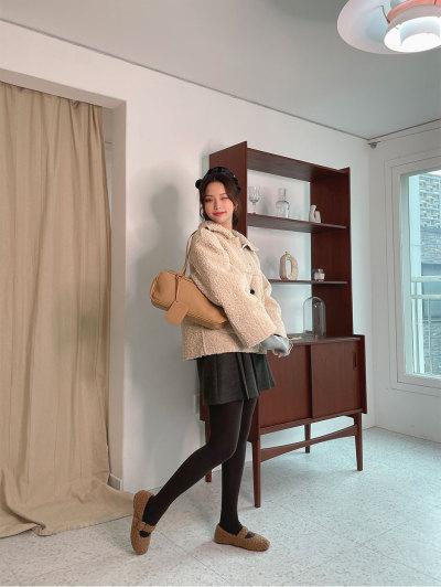 Middle Of Winter Fleece Jacket