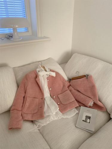 No Excuses Tweed Wool Jacket