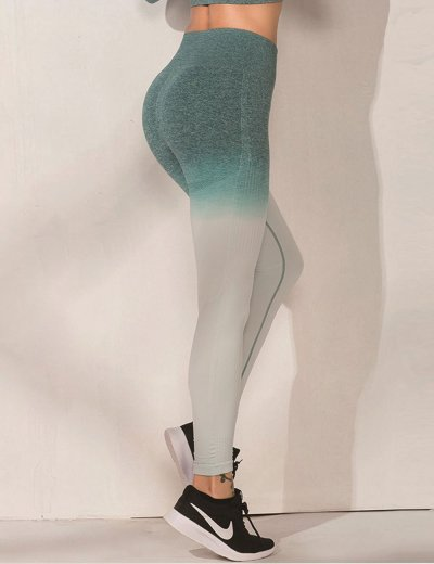 High Waist Yoga Pants Quick Dry