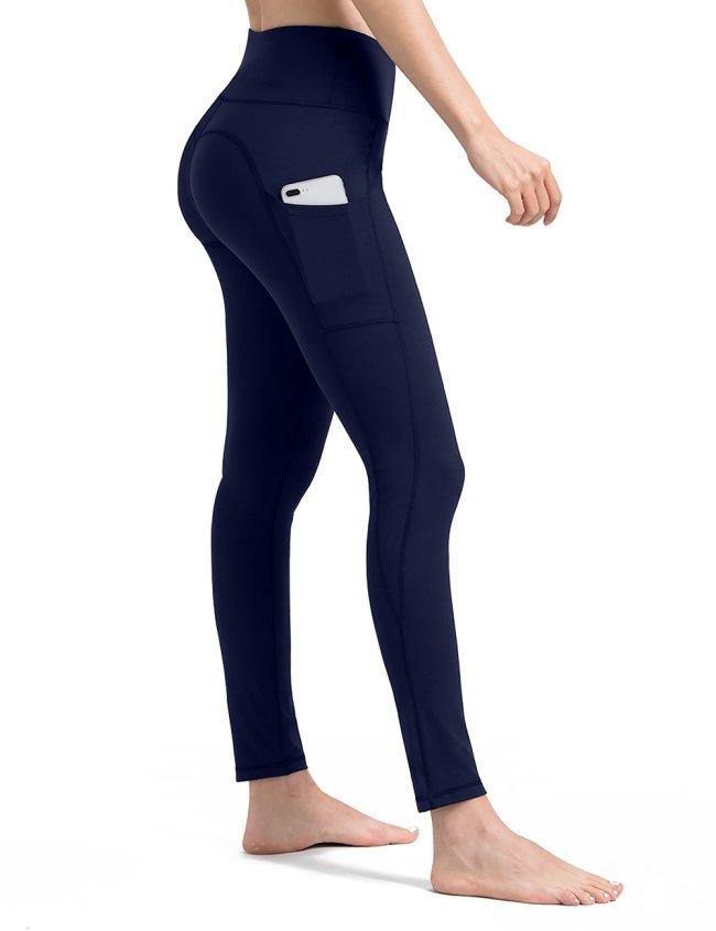 Royal Blue Women's Yoga Leggings