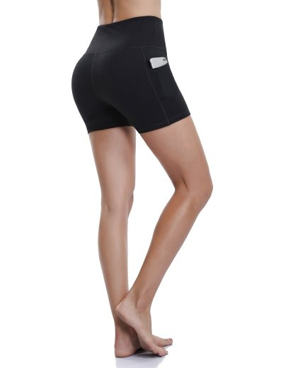 Black Sport Yoga Pants