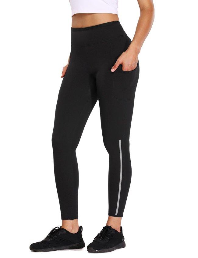 Workout Sauna Yoga Pants